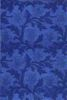 Floral Foil: Royal Blue
